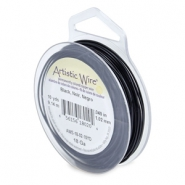 Artistic Wire 18 Gauge nero